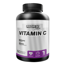 Vitamin C 800 + rose hip extract 60 tbl. - Prom-in