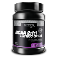 BCAA 2:1:1 + Nitric Oxide 240 kaps - Prom-in