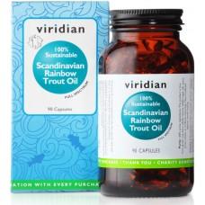 Scandinavian Rainbow Trout Oil 90 kapsúl - Viridian