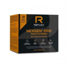 Nexgen Pro + Digestive Enzymes 120 kapsúl - Reflex Nutrition