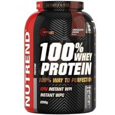 Nutrend 100% whey protein 2250 g + šejker 600ml ZDARMA